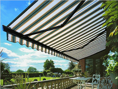 Patio Awnings, Canopies and Awnings in Kent